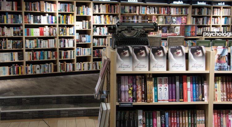 livros em destaque na livraria