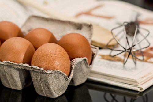 ovos livro de receitas