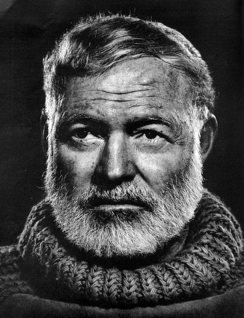 Ernest-Hemingway-Historias-Seis-Palavras